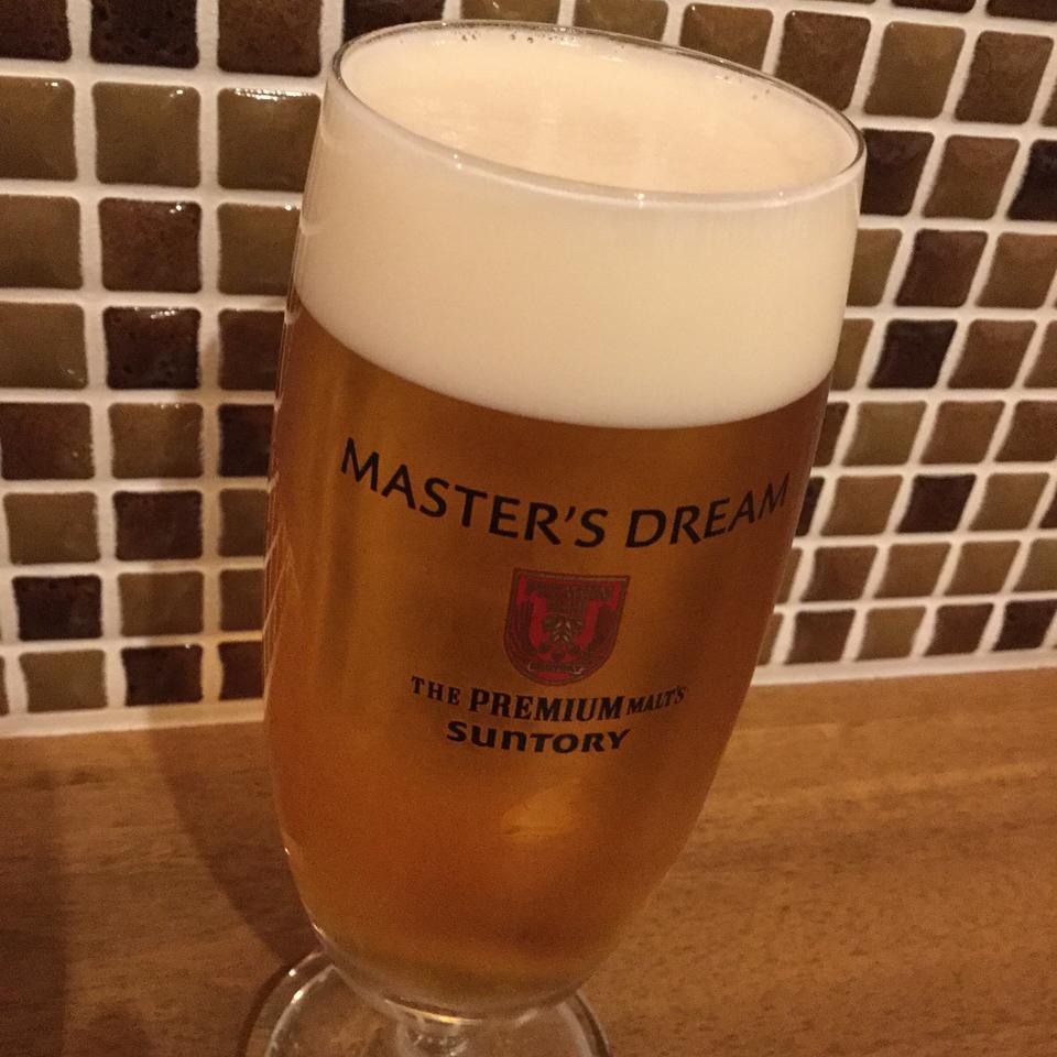 旨いビールあります。
