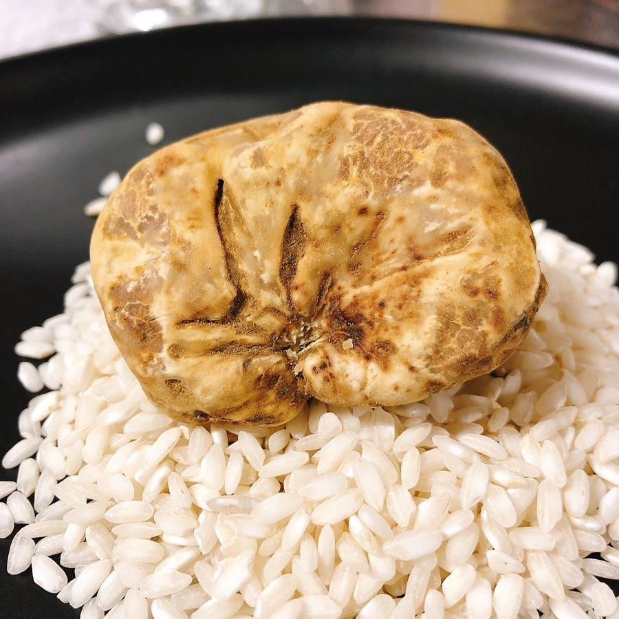 """イタリア産白トリュフ スポット入荷です️  パスタとリゾットで。  パスタは手打ちの""""タヤリン"""" 極細のパスタで白トリュフといえばコレ!濃厚な紅玉卵を練り込んであります  リゾットは生のイタリア米を使って作ります。お時間かかりますがめちゃくちゃ美味しいです 紅玉卵とパルミジャーノ、仕上げの白トリュフで  最高のトリュフぜひお召し上がりください  本日早い時間はバタバタしますので19:00以降がおすすめです。 出来たらご予約お願いします。 よろしくお願い致します🏻  #白トリュフ  #紅玉卵  #イタリア米  #宅飯   #肉の盛り合わせ  #手打ちパスタ  #イタリア料理  パラヴィーノワインアカウント @paravino.vino"""